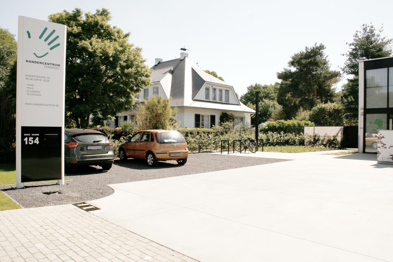 Parking Handencentrum Turnhout
